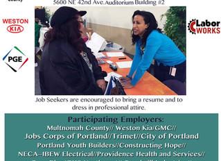 Fresh Chance Career Fair May 26