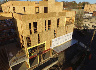 Progress on St. Francis Park affordable housing project