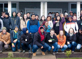 PDX Youth Builders teams with NW Housing Alternatives to aid seniors