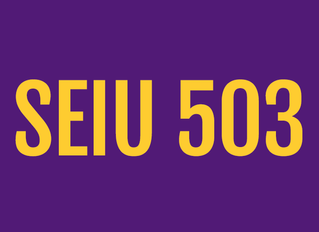 SEIU Local 503, Oregon: Now Hiring Organizers!