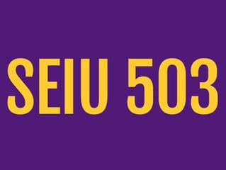 SEIU Local 503, Oregon: Now Hiring Organizers!