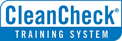 clean check training system certification