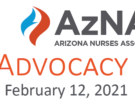RN Advocacy Day ¬ Nursing is Political: How to Use Your Voice and Advocate for the Future