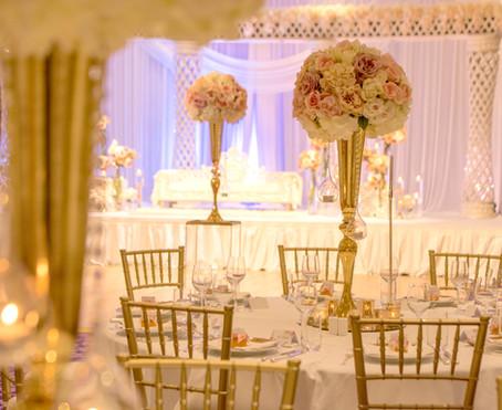 Luxury Indian Wedding Reception at Palazzo Versace Gold Coast