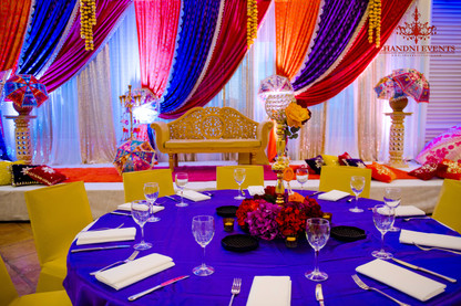 Luxury Sangeet and Mehndi at the Surfers Paradise Marriott Resort and Spa Gold Coast