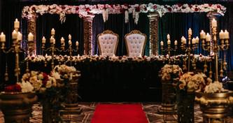 Rydges Hotel Wedding Reception