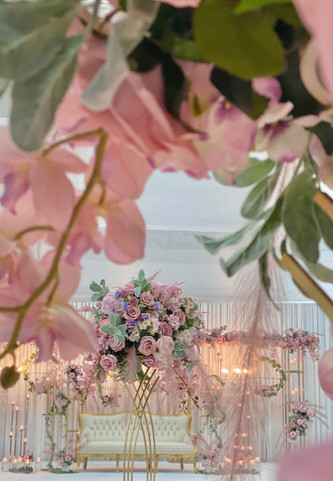 Luxury Indian Wedding Floral and Florist