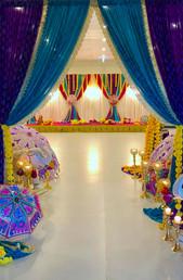 Lux Sangeet and Jaggo Celebration