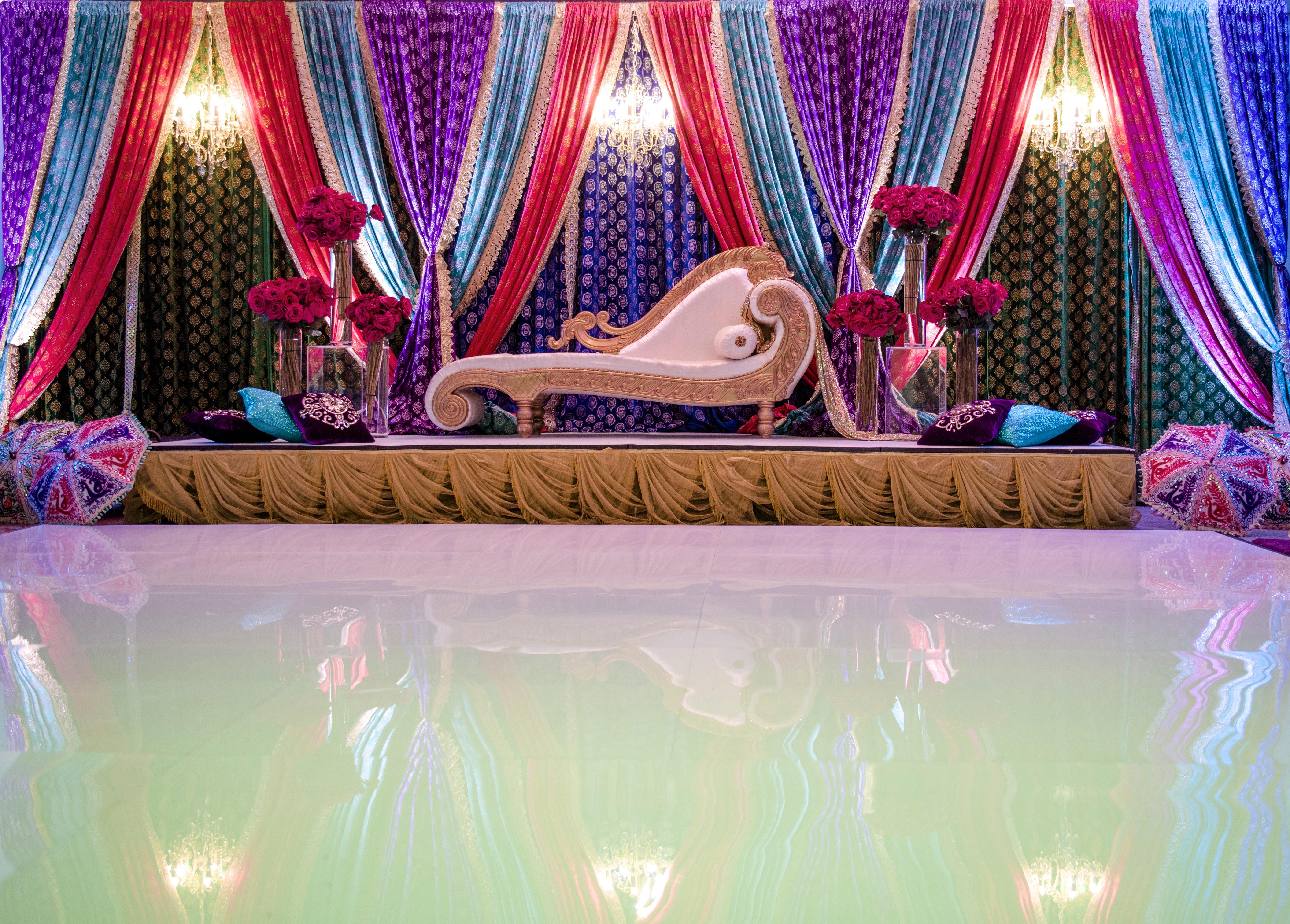 Mandap Wedding Indian