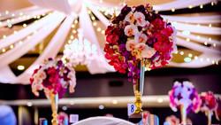The Greek Club Wedding Mandap Style