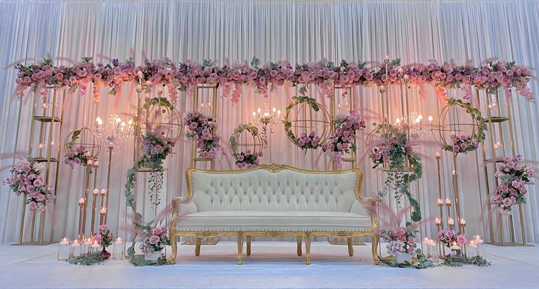 Luxury Indian Wedding Reception