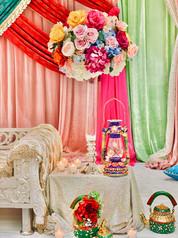 Sangeet Floral Pieces