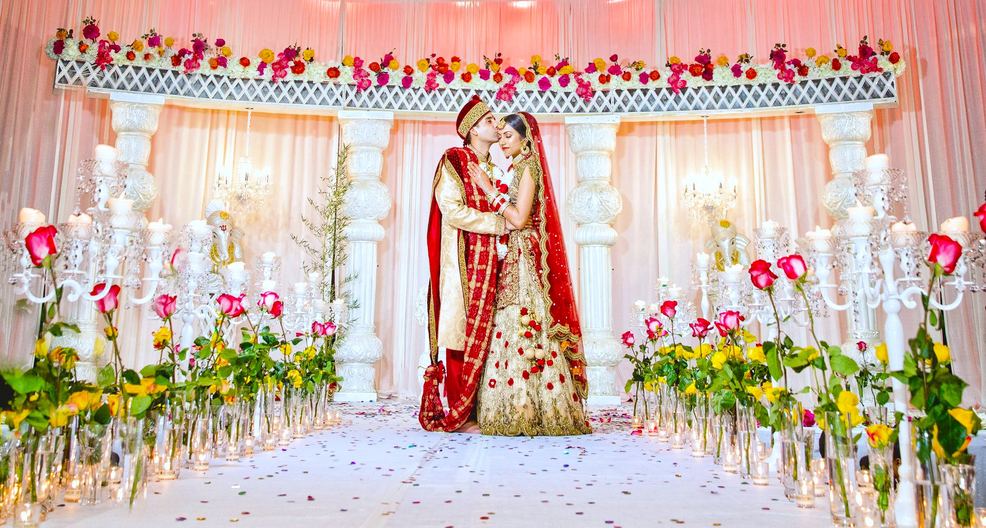 Chandni Events And Mandaps Indian Wedding Decorator And