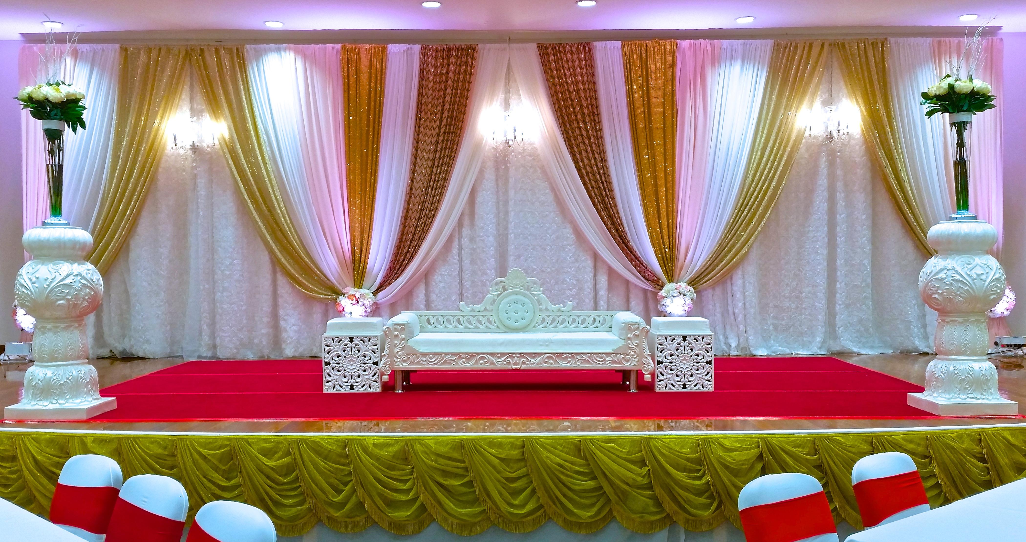 Wedding Planning and Mandaps