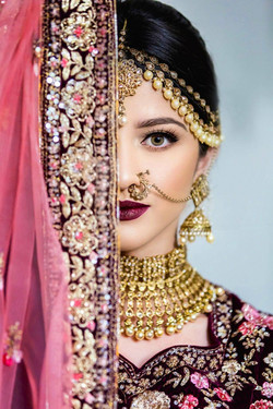 bride and groom chandni events