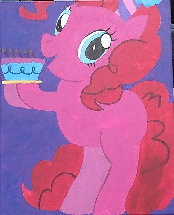 Birthday Pony (Girl)