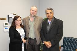Meet and Greet with Minister Sabir