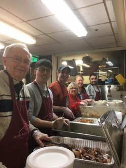 Father Bill's Meal (Feb 18, 2020)