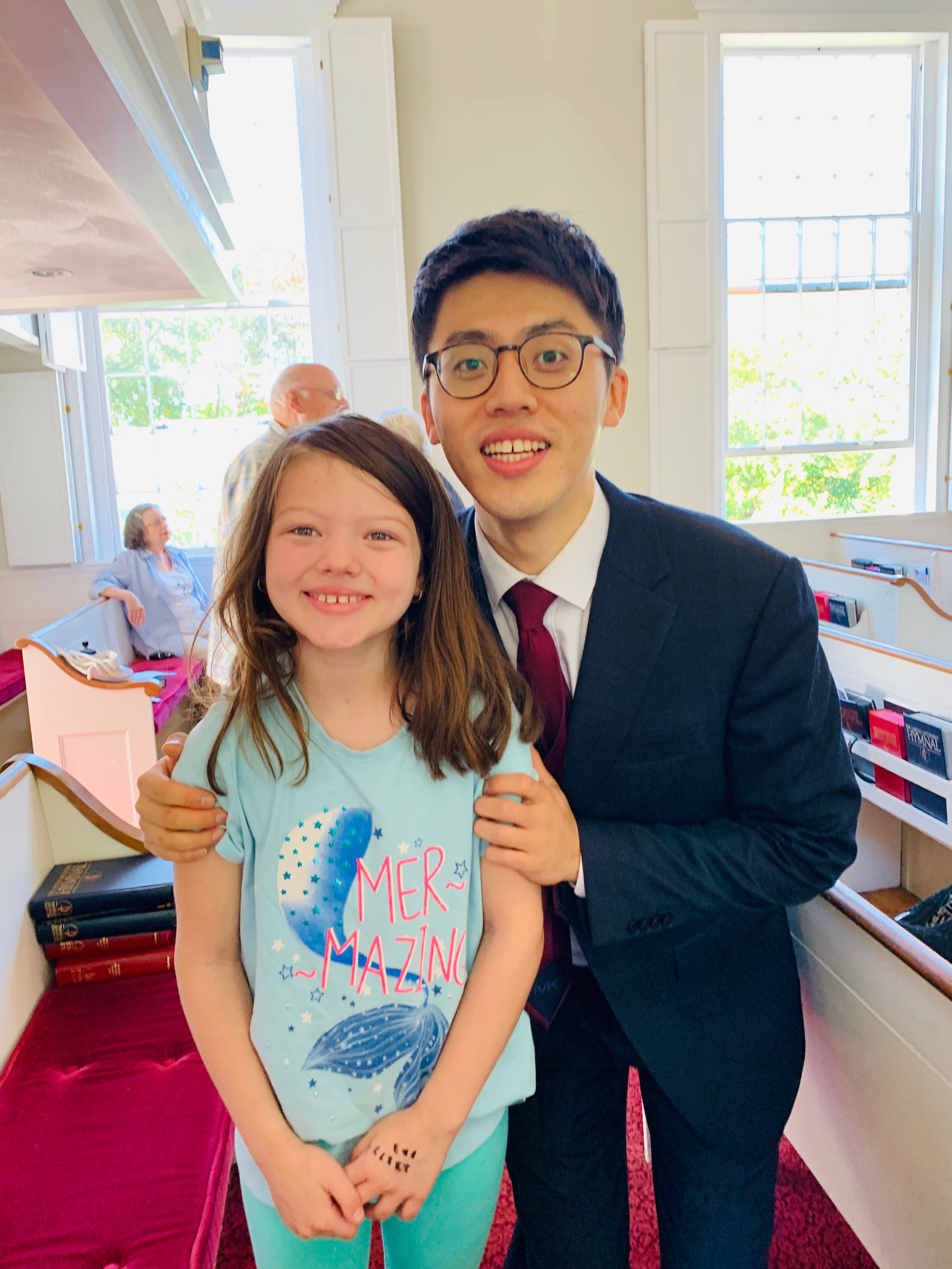 09.15.2019 (First Sunday school)