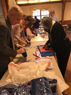 Health Kits Assembly(Nov 17, 2019)