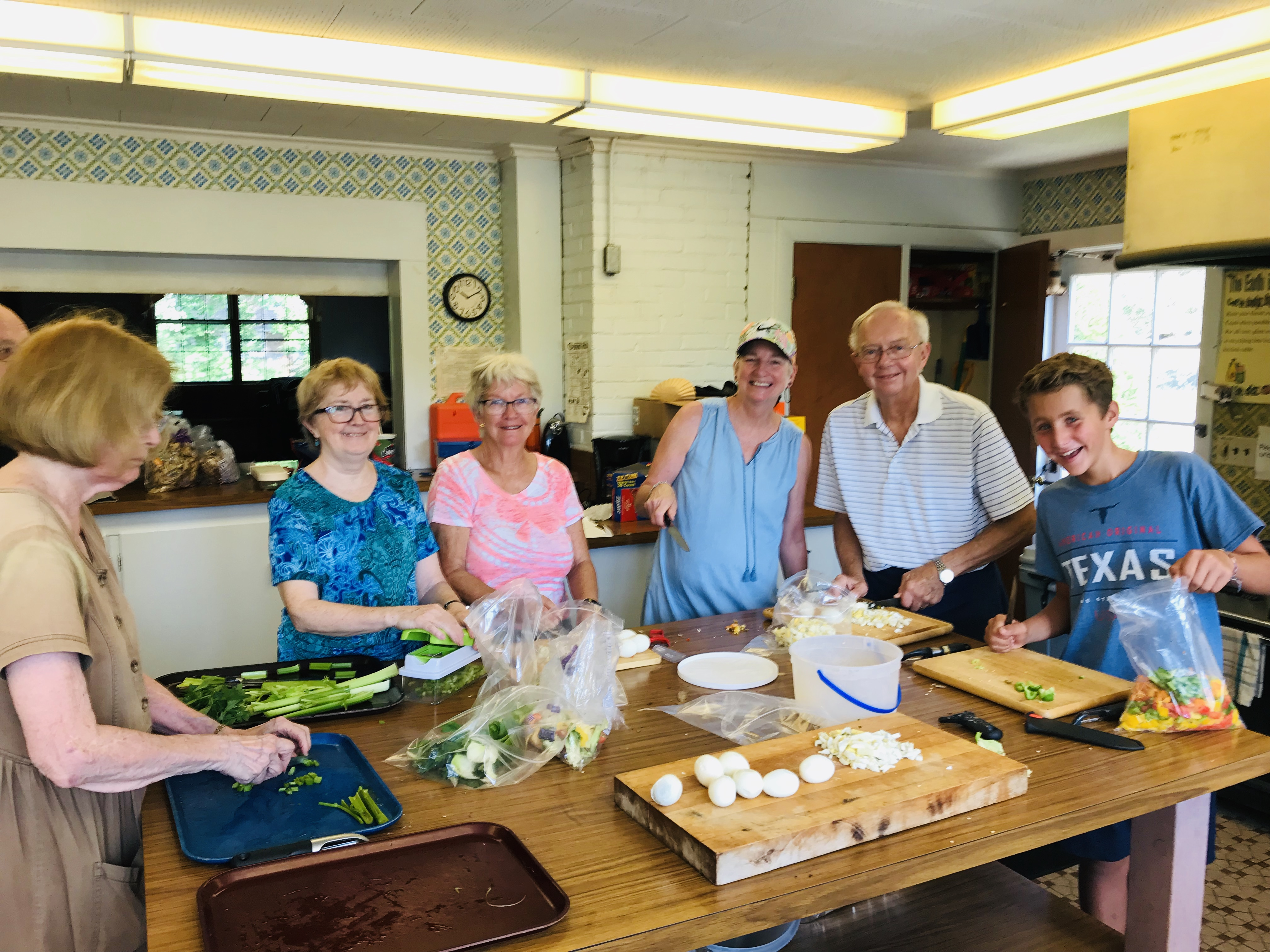 Father Bill's Prep (August 19, 2019)