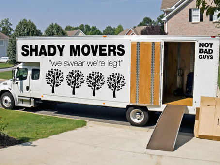 Shady Movers