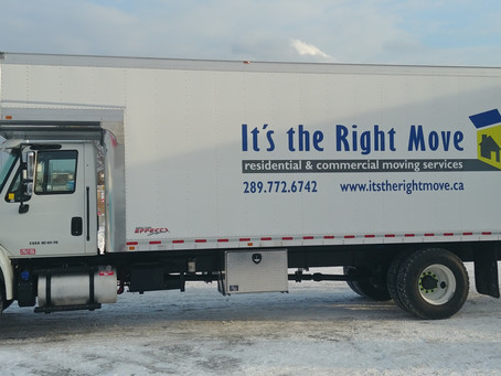 New Moving Truck