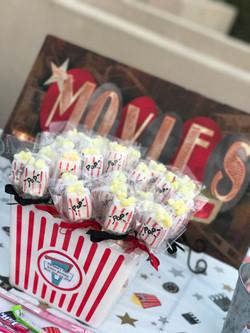 Popcorn Bag Cakepops