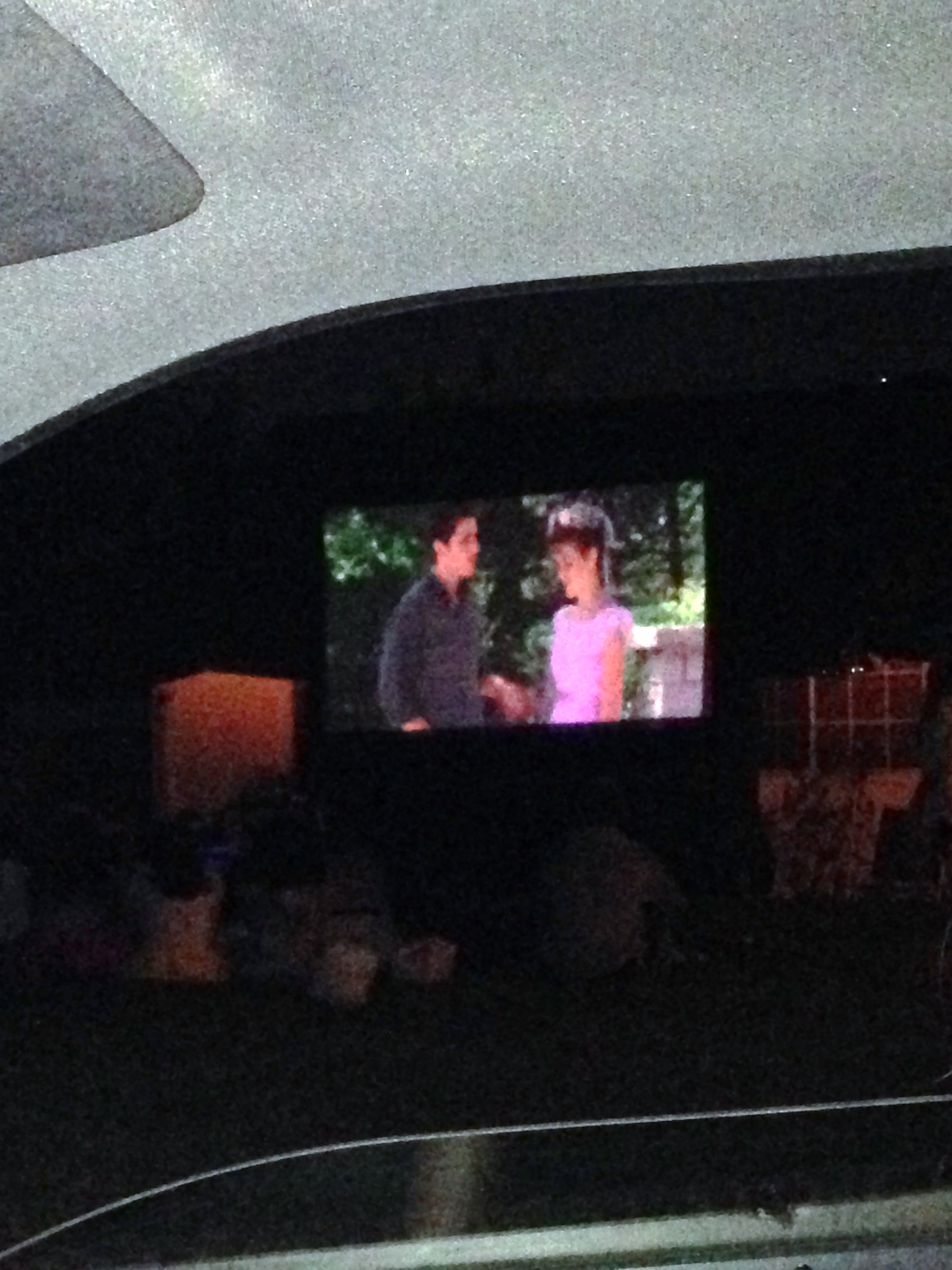 Drive In Movie Event