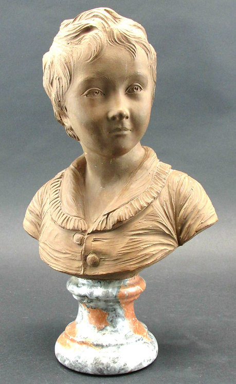 A Finely Modelled Terracotta Bust of Alexandre Brongniart (1770-1847)