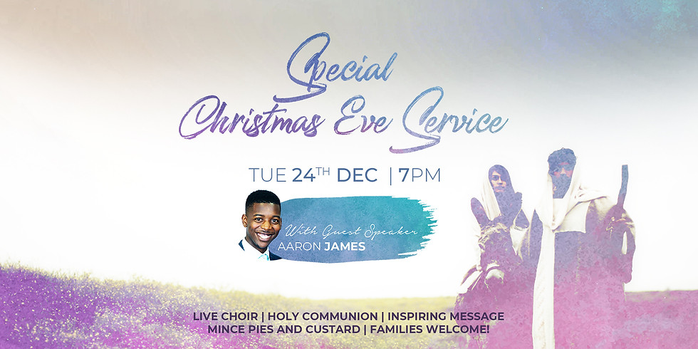 Special Christmas Service