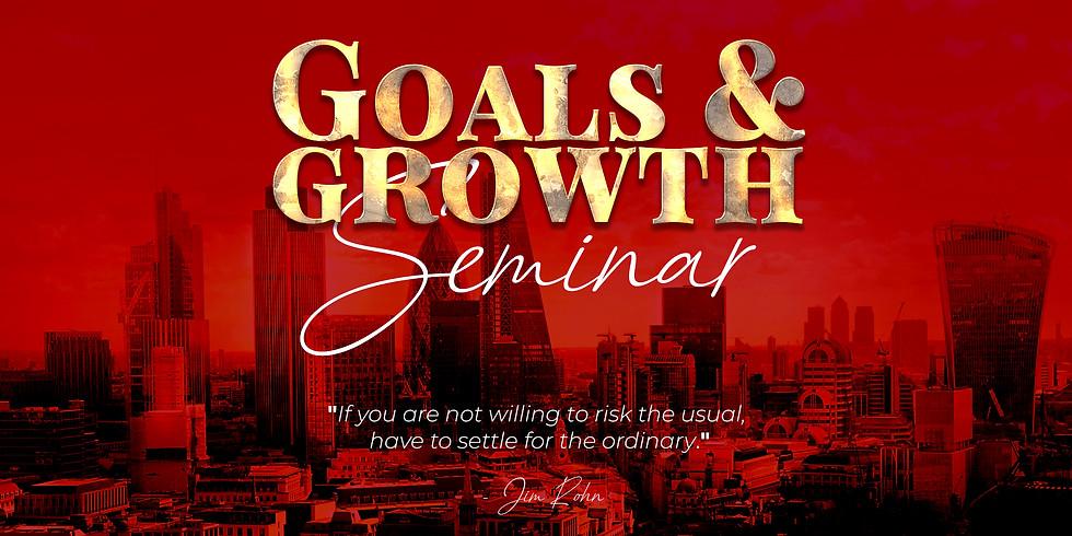 Goals and Growth Seminar