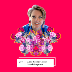 Lire entretien avec Anne-Sophie Goblet, Art thérapeute