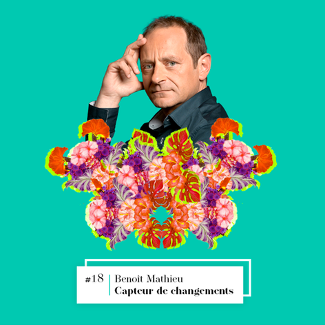 Benoît Mathieu, Capteur de changements