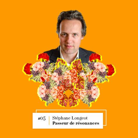 Lire l'entretien avec Stéphane Longeot, Passeur de résonances