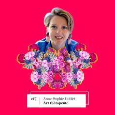 Lire l'entretien avec Anne-Sophie Goblet, Art thérapeute