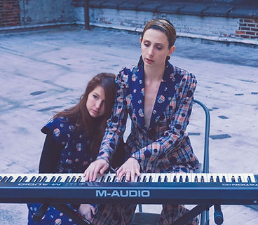 Delune; Kate and Izzi Eberstadt by Taylor Steele