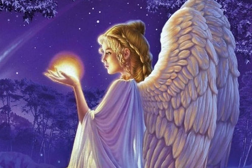 ANGEL REIKI MASTER