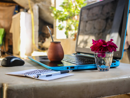 Working Remotely From Home Or On The Road? Nomads Versus Slomads