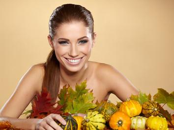 Toamna vine la pachet cu o doză de vitamine- alimente sănătoase ale acestui sezon!
