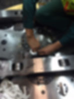 LaFox Tool Chuck / Cylinder Repair & Refurbish