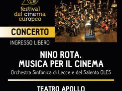 Nino Rota per il XX Festival europeo del cinema