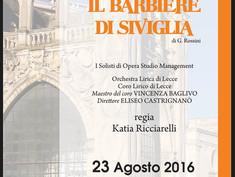 IL BARBIERE DI SIVIGLIA di Gioacchino Rossini