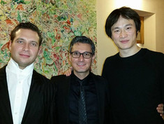 """X° Concorso Internazionale Franz Liszt Premio """"Mario Zanfi"""". Premiato il russo Kiprsky Edu"""