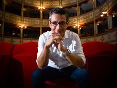 Eliseo Castrignanò sul podio del Festival Verdi 2015