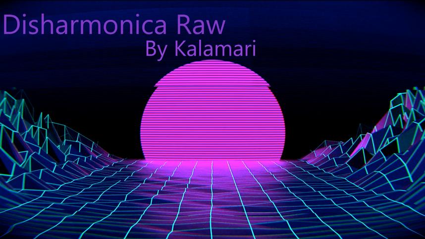 Disharmonica Raw