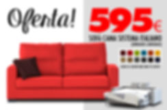 tienda sofas malaga