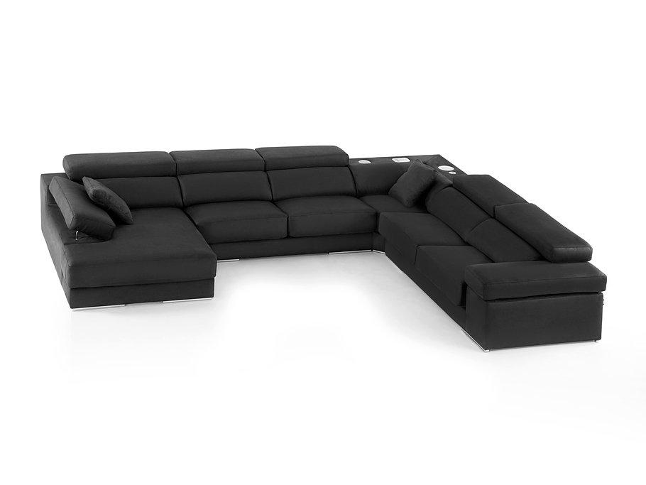 Sofass badajoz sof s rinconeras for Sofas rinconeras piel ofertas