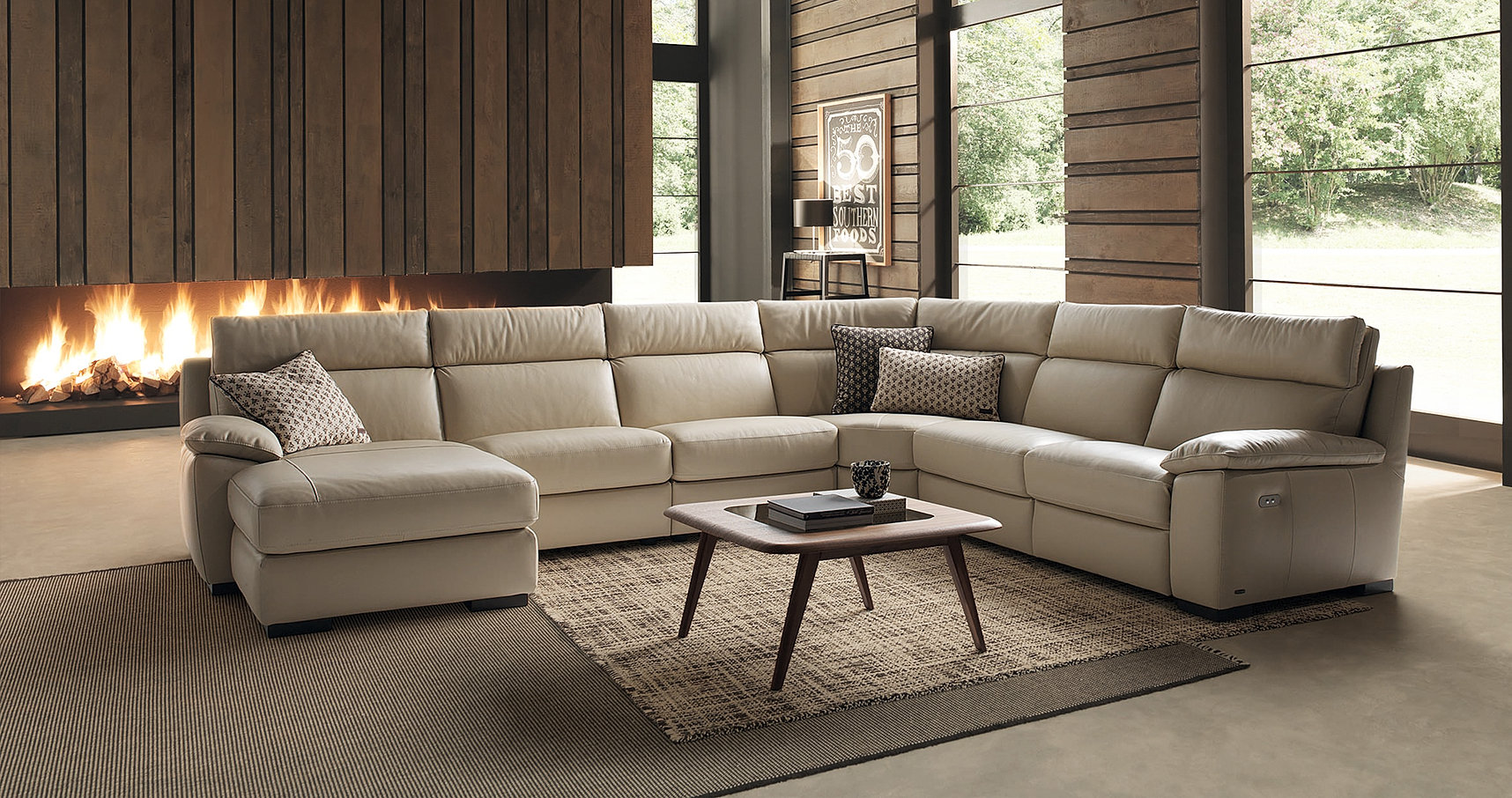 Sofass sevilla sof s rinconeras en sevilla for Natuzzi sevilla