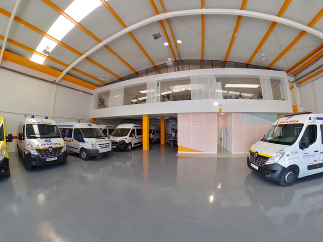 CENTRAL OFFICE AMBULANCE